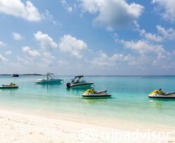 Recreation & Water Sports Centre at the Four Seasons Resort Maldives at Kuda Huraa