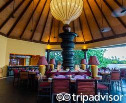 Baraabaru Restaurant at the Four Seasons Resort Maldives at Kuda Huraa