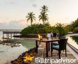 Kandu Grill at the Four Seasons Resort Maldives at Kuda Huraa