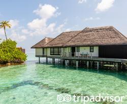 The Two-Bedroom Water Suite at the Four Seasons Resort Maldives at Kuda Huraa