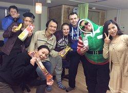 江戸東京ホステルのゲスト