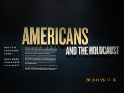 Americans and the Holocaust special exhibit