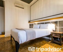 The Double Superior Room at the Casa Gracia
