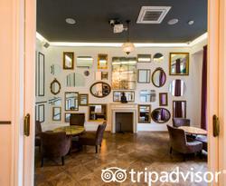 Lobby at the Casa Gracia