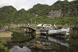 """Kong: Skull island"" movie set"