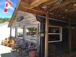 Hakai Lodge - Located 60 miles north of Vancouver Island.