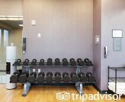 Fitness Center at the Hyatt House New York/Chelsea