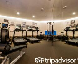 Fitness Center at the Almanac Barcelona