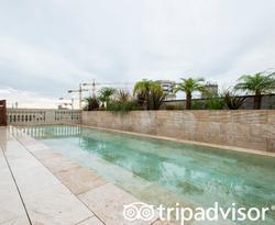 Pool at the Pools at the Almanac Barcelona
