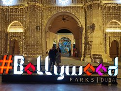 Bollywood tadka in Dubai