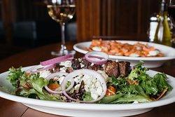 Steak Tribute Salad