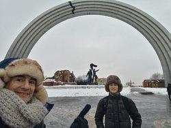 Kiev Soviet Tour With Anton