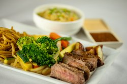 Sirloin Steak Hibachi