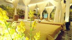 Luxury Massage Room