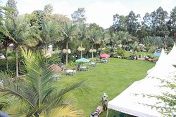 One acre of beautifully landscaped gardens with water features and a children park.Popular for Gardens events,function,socializing,relaxation,family,friend and Business or Company's team building.