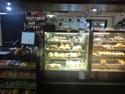 The Selection & Servery