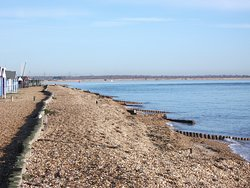 The peacefulness and tranquility of the views over the Solent says it all