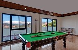 Suman Nature Resort, Pool Table