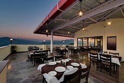 Suman Nature Resort, Roof Top Restaurant