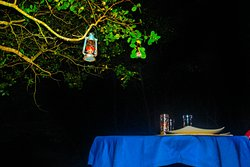 Tango Lake View At night