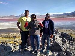Lagunas de colores la pazs bolivia