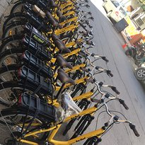 Barbel Electric Bike Rental
