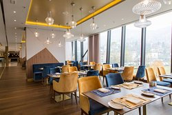 Cafe Swiss - All Day Dining Restaurant