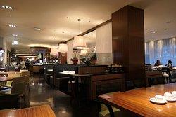 レストラン(朝食会場)内部