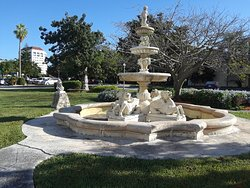 Ponce de Leon Fountain