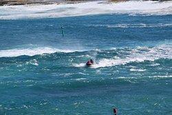 EMBOUCHURE DANS L'OCEAN INDIEN DE LA MURCHISON RIVER