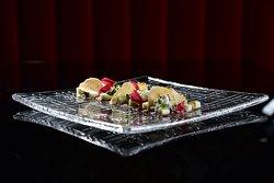 Maxime Restaurante-Bar - Carpaccio Magret de Pato Fumado