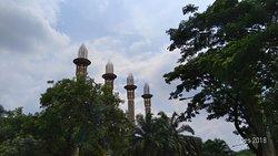Masjid Babussalam The Green-BSD