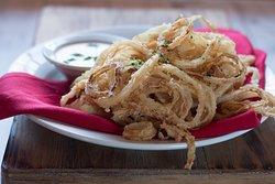 Haystack Onion Rings