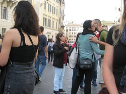 Photo of our Rome Free Walking Tour guide Francesca.