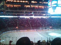 Stadium Still Empty