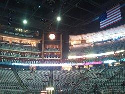 Fan Towels Adorning Seats