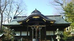 Asakunitsuko Jinja Shrine