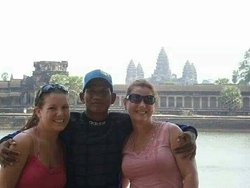 Temples tours,TukTuk Tours,Car Services for further tours in Cambodia via me by my facebook.Nasa Angkor Driver/Whatsapp : +85517332270 Nasa