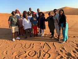 Our Happy Guests - Dubai 2018!