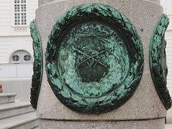 Вена. Конная статуя императора Иосифа II (Denkmal Kaiser Josef II)