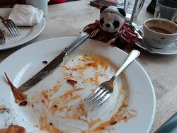 All gone (but much enjoyed) !