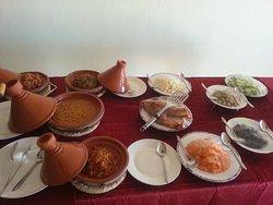 Restaurant Sahara Food