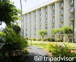 Grounds at the Waikoloa Beach Marriott Resort & Spa