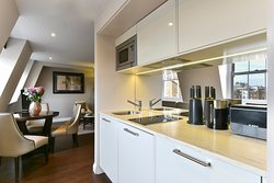 Fully fitted kitchenette - One bedroom Executive