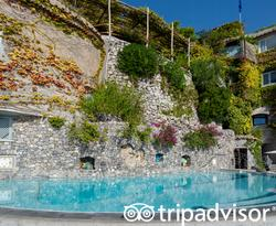 The Pool at the Il San Pietro di Positano