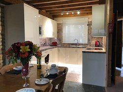 Granary Cottage  new kitchen/dining area for 2019