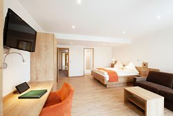 Doppelzimmer Komfort, Zimmer-Nr. 5