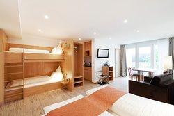 Familienzimmer Komfort, Zimmer-Nr. 7