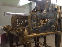 King Tut's Chair