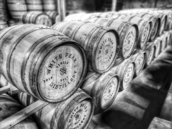 More whisky slowly maturing